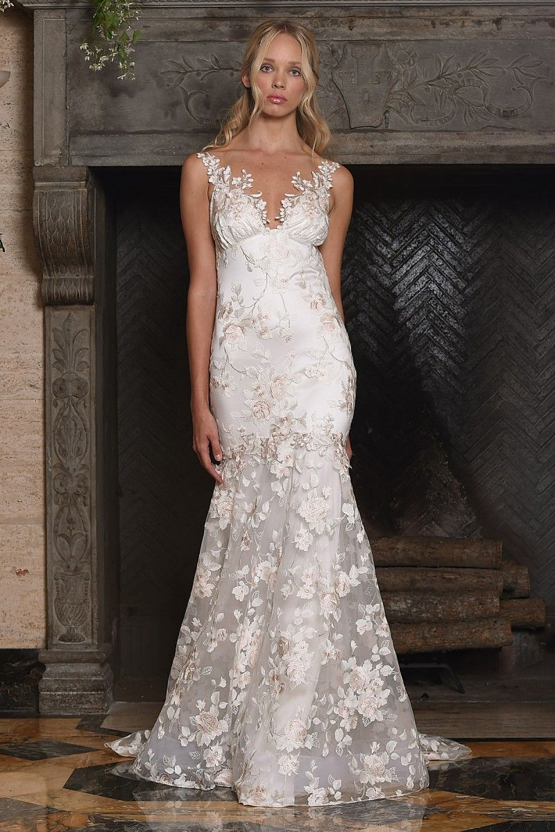Dress for fall wedding  Claire Pettibone Fall  Wedding Dresses  Wedding dress Fall