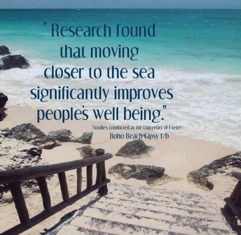 Sea/ So true going to Seacliff beach & walking past the