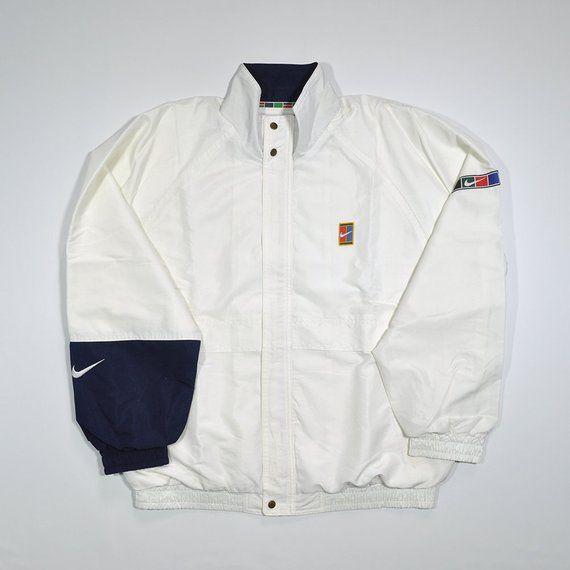 Vintage 90s Vintage NIKE CHALLENGE COURT Andre Agassi
