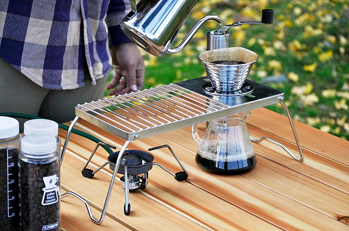 なるほど便利 ハイマウント製コーヒーグッズがかなり使えるぞ アウトドア コーヒー キャンプコーヒー キャンプ おしゃれ