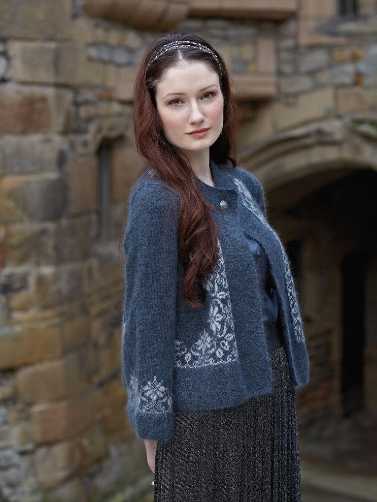 La Scala Knit Rowan Rowan Knitting & Crochet Magazine 54 | Knitting ...