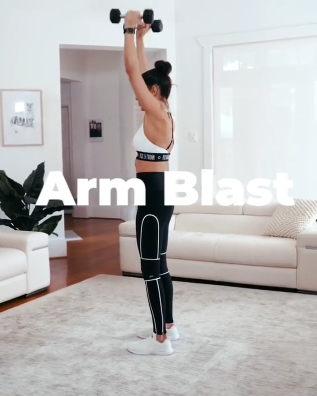 At-Home Arm workout | Listen Exclusive Fitness & workout programs for Free👇🏻 -  At Home Arm workout....