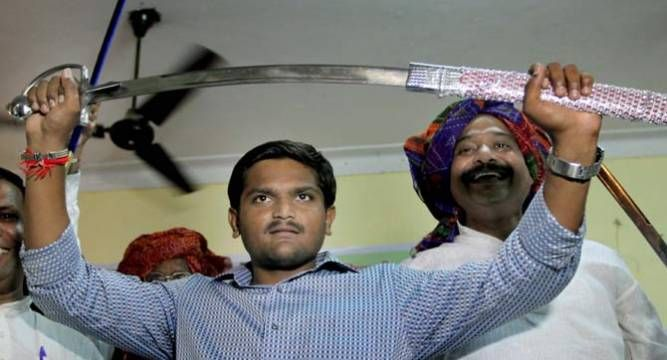 Patel quota agitation leader Hardik Patel on Tuesday renamed his controversial 'reverse Dandi Yatra' as 'Ekta Yatra' as he met Chief Minister Anandiben Patel during which he demanded suspension of cops who used force during the August 25 rally and release of those held.