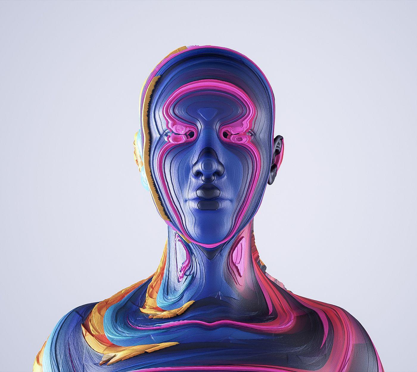 3D Visualization / Displacement