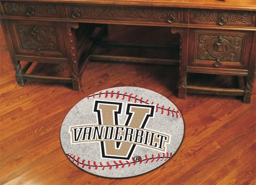 Vanderbilt University Baseball Rug