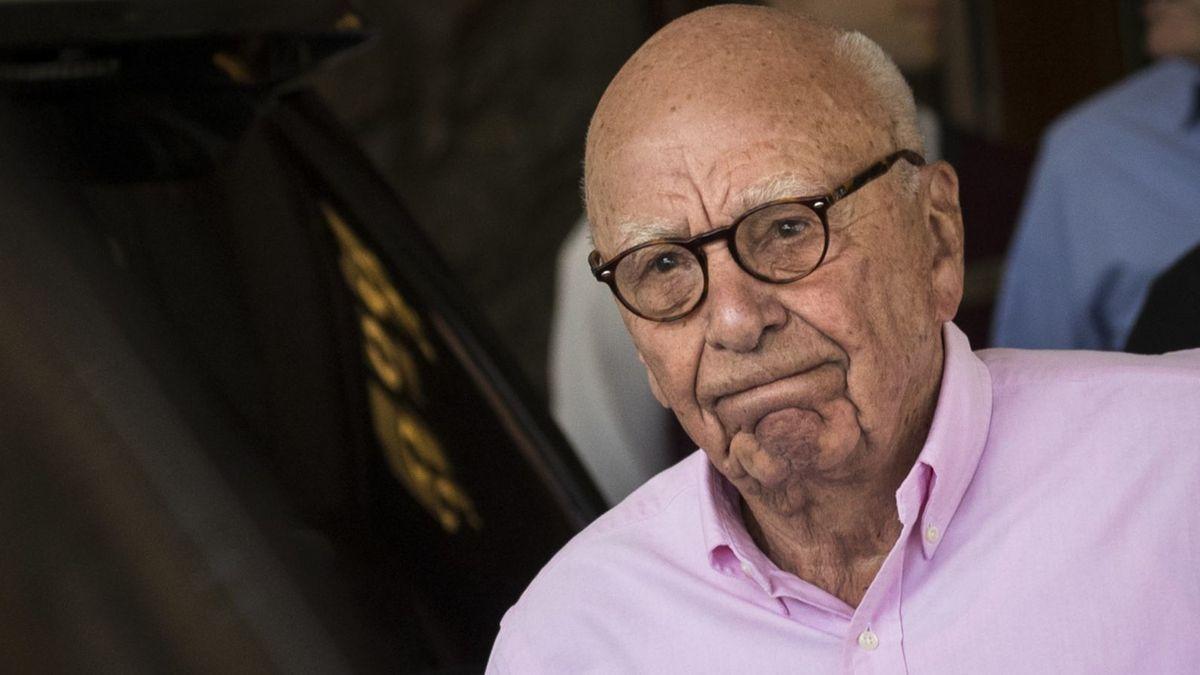 Rupert murdoch scrappy fox mogul who transformed media