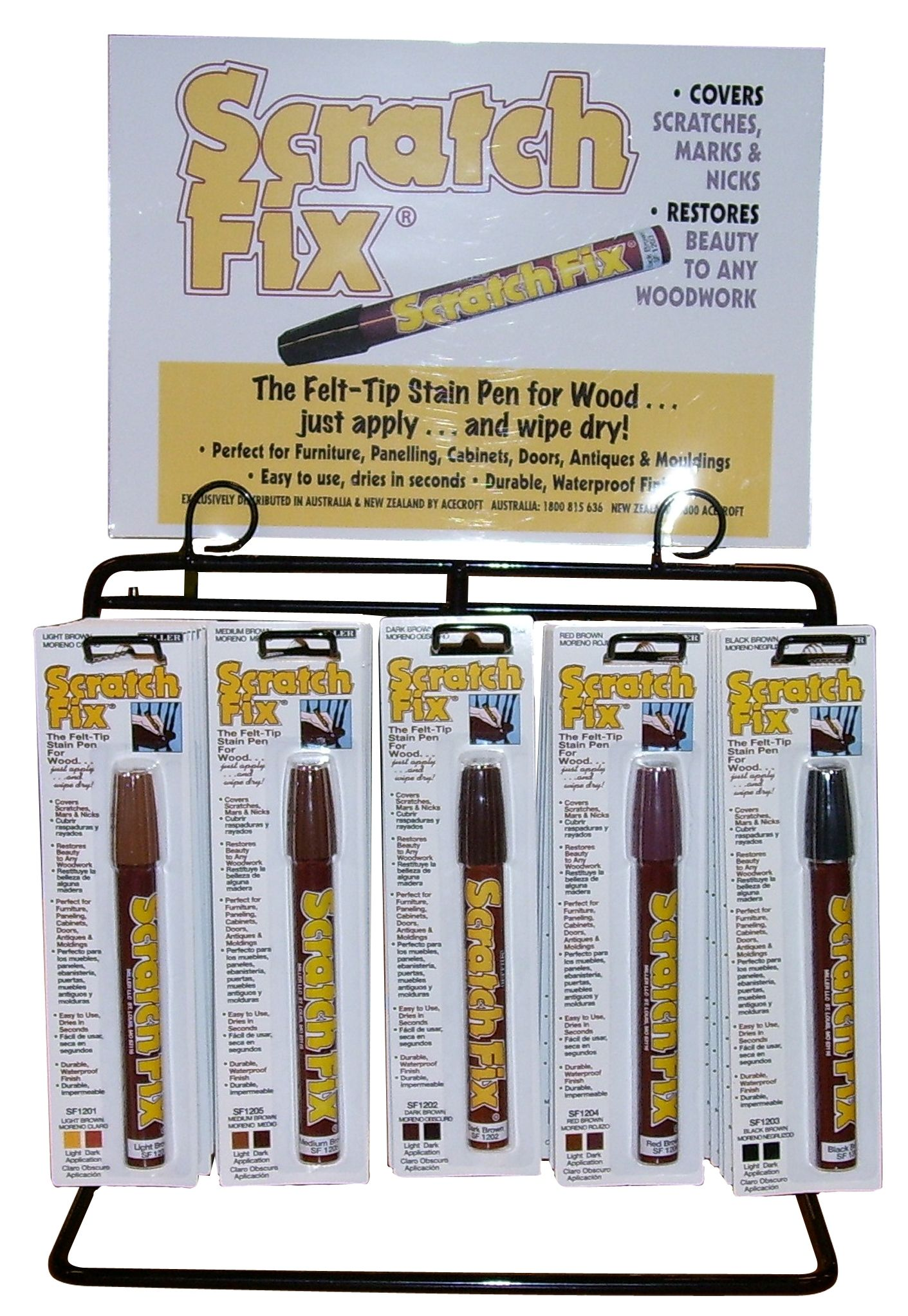 Scratch Fix Pens Are The Perfect Furniture Touch Up Pen For Anyone Wanting To Tidy Up And Do