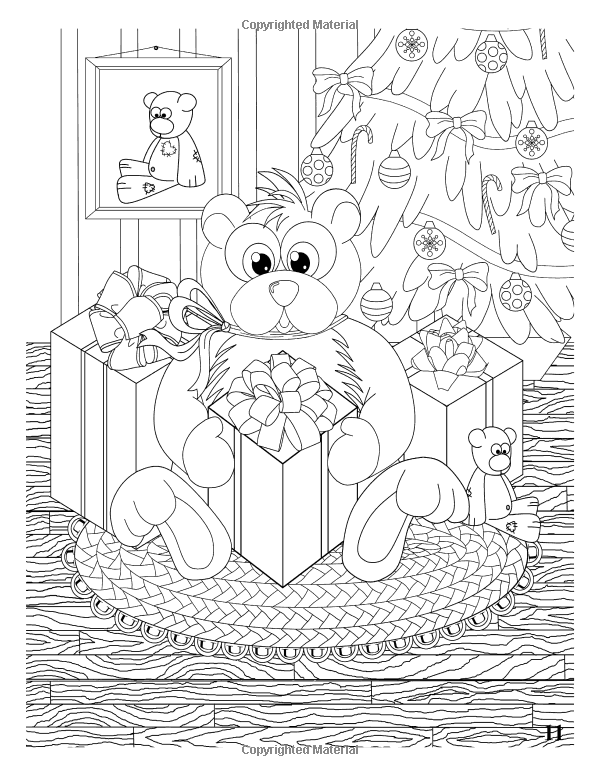 amazoncom christmas crackers a pun ny adult christmas colouring