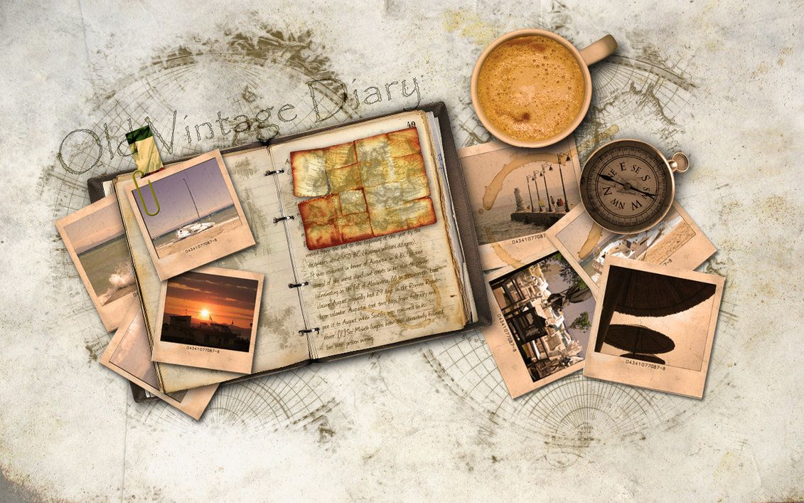 Old Diaries And Journals Old Vintage Diary By Jaysean On Deviantart Vintage Diary Old Diary Vintage
