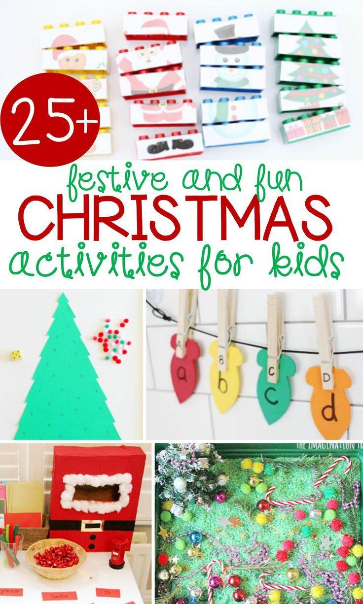 Festive and Fun Christmas Activities for Kids Christmas