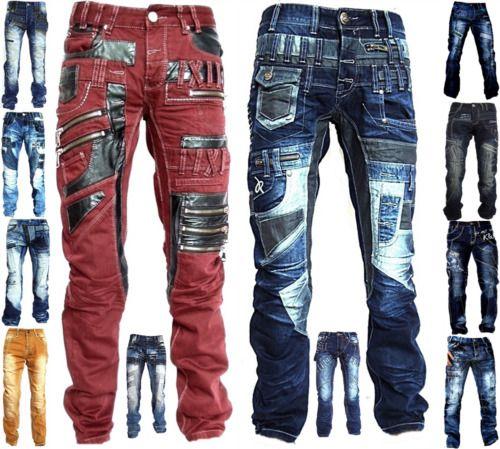 KOSMO Lupo Cipo Baxx J-Rag JAPRAG Jeans Uomo Pantaloni jeans PANTS pantalon 3b087458c2