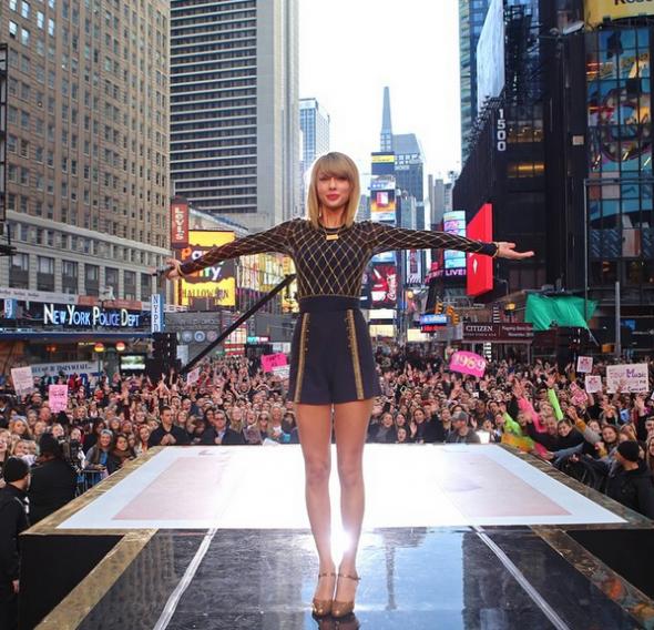 Waarom Taylor Swift het laatst lacht - Vrouwen.nl