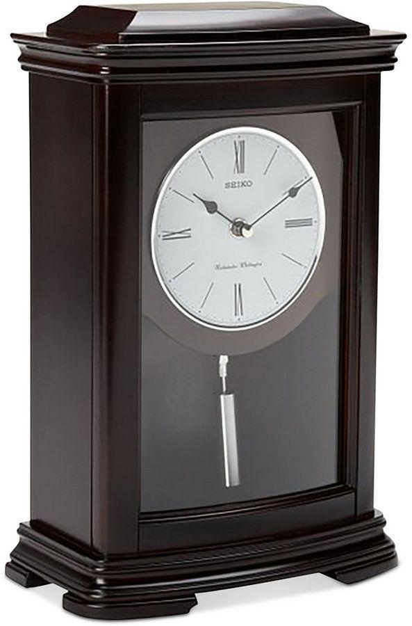 Bulova dalton mantel clock