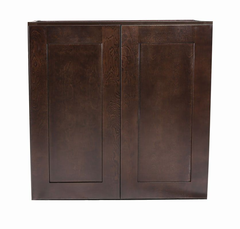 Design House 562173 Kitchen Wall Cabinets Shaker Style Kitchens Espresso Kitchen Cabinets