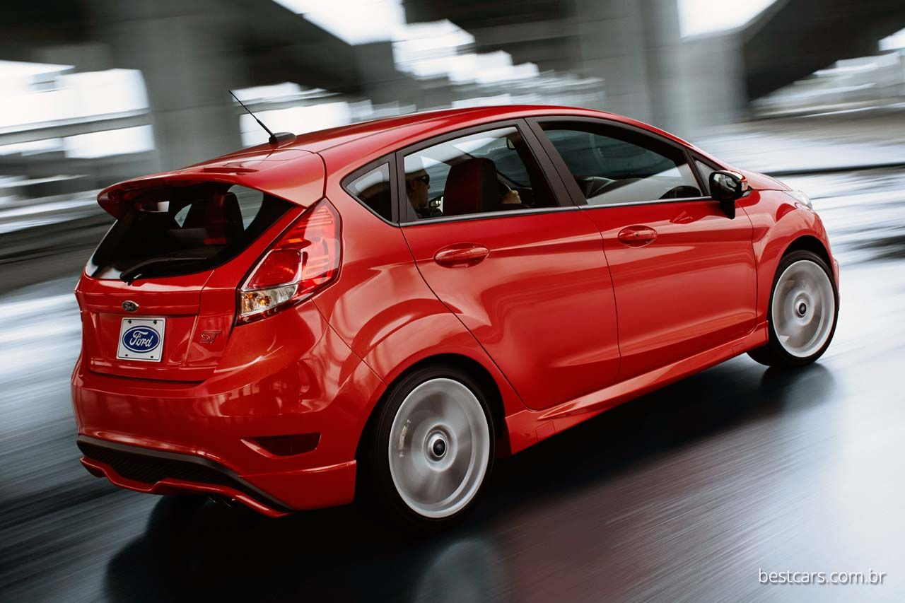Ford ford fiesta st 2013