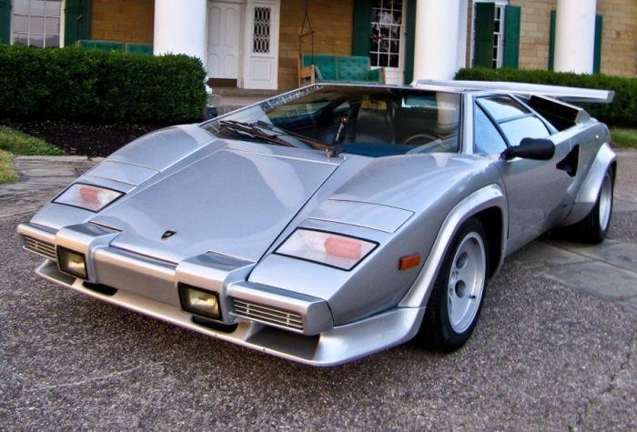 Nice Lamborghini Lamborghini Countach Classiccars