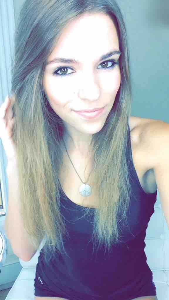 Amymarie Gaertners Leaked Cell Phone Pictures