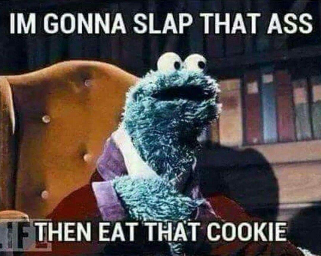 Pin By Jeni Wenger On Funny S Christmas Memes Funny Monster Cookies Sesame Street Memes