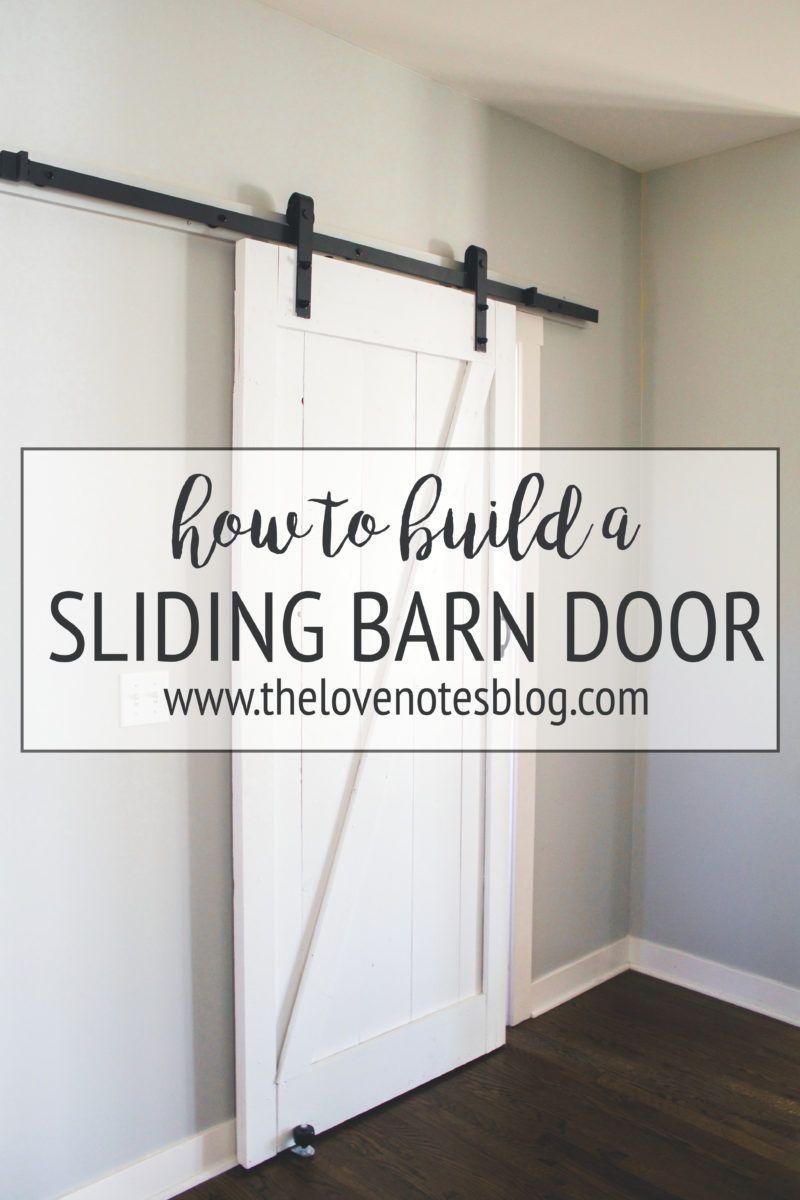 Diy Sliding Barn Door Swinging Doors Big Project And Barn Doors