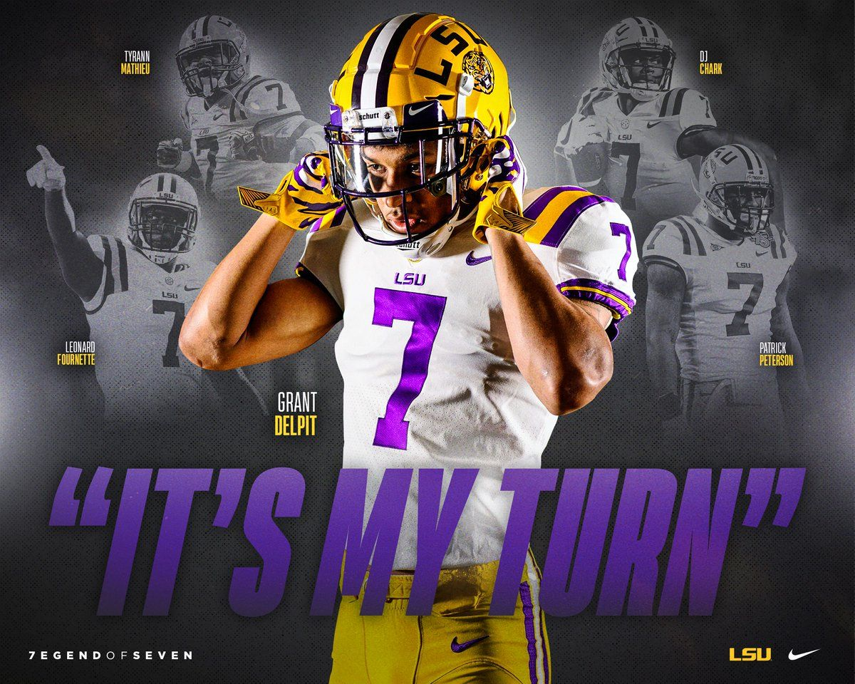 Pin By Skullsparks On College Football Recruiting Football Recruiting Lsu Tigers Football Lsu Football