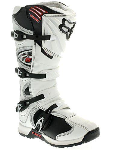 Fox White Comp 5 Mx Boot Us 8 White Fox Racing Https Www Amazon Com Dp B00pb7w9ni Ref Cm Sw R Pi Dp X Oykfzbrngtzr9 Mx Boots Boots Kawasaki Dirt Bikes