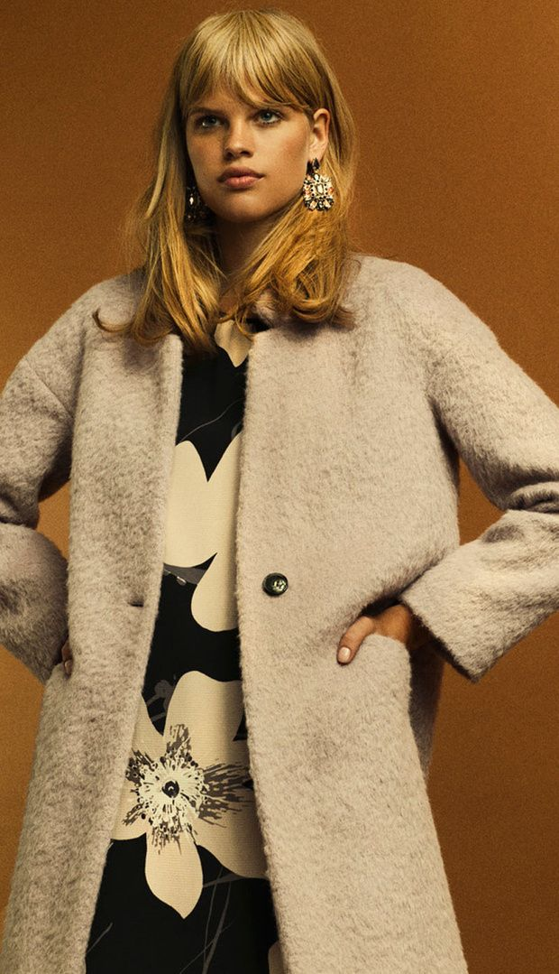 bc426f003451 Tendencias abrigos El Corte Inglés | Fashion | Abrigos, Moda otoño y ...