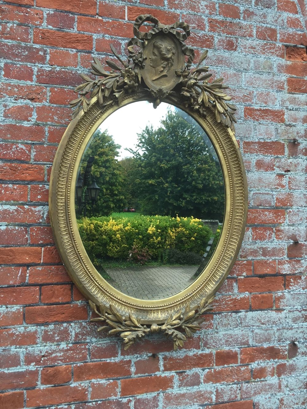 Antique All Mirrors - A Stunning wonderful size Antique 19th Century French…