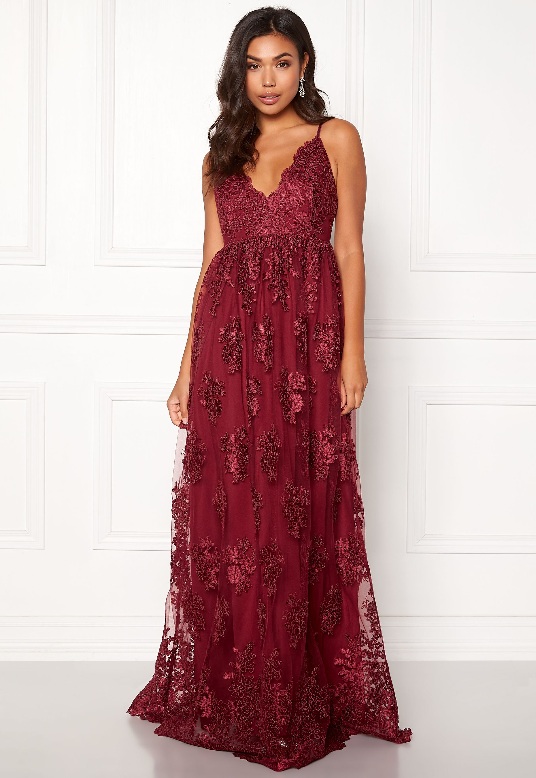 Gardenia Lace Gown