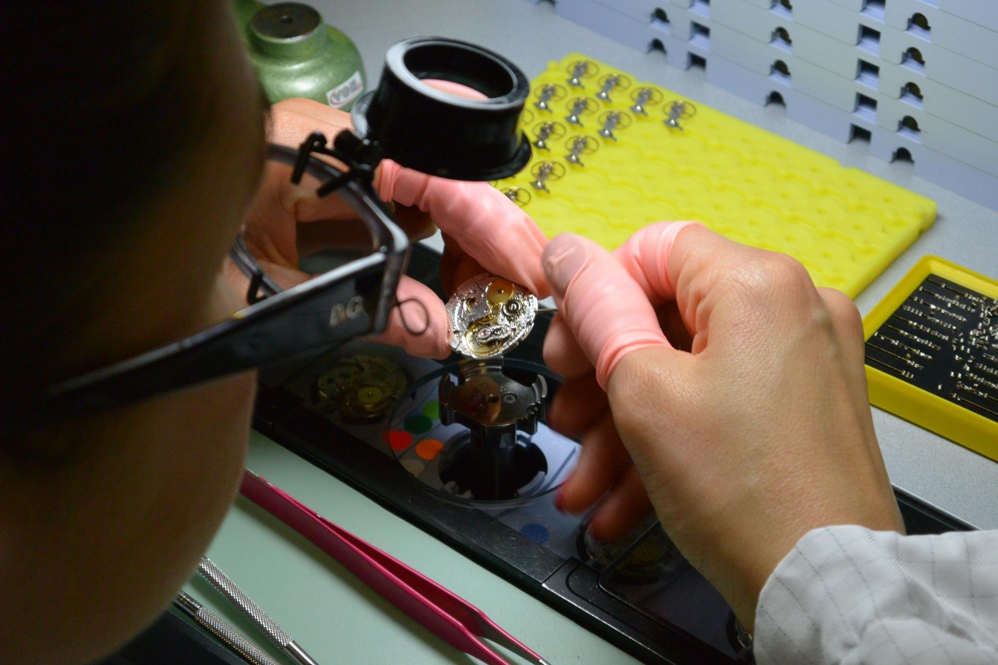 Die US-Marke Fossil will als Hersteller mechanischer Uhren punkten: Fossil goes…