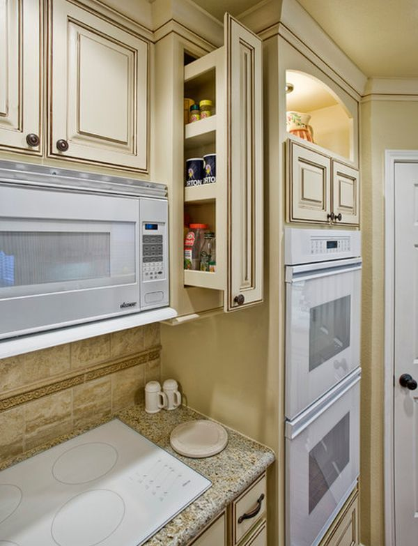Pro Space Saving Tips For Small Kitchens Gallery