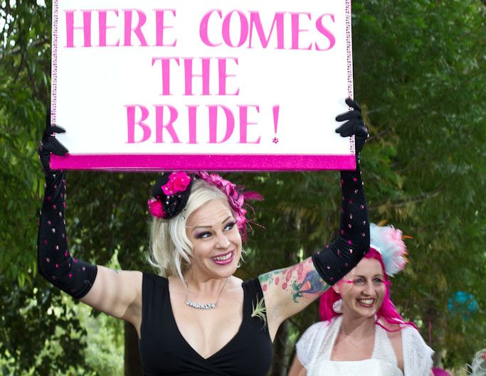 Here Comes The Bride Alternatives Offbeat Wedding Processional Songs