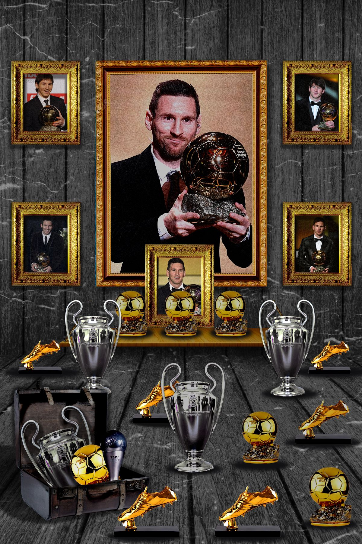 Messi Ballon D Or Lionel Messi Posters Lionel Messi Wallpapers Lionel Andres Messi