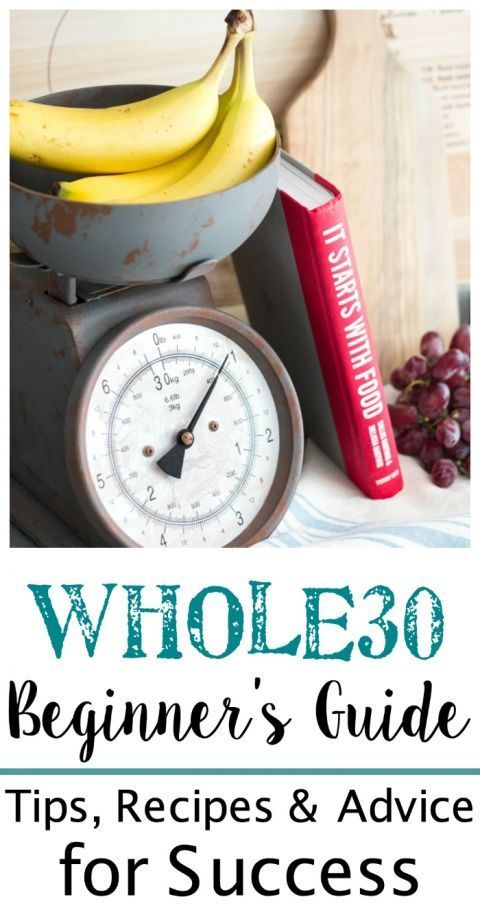 My Whole 30 Body Makeover | blesserhouse.com - Whole30 Beginner's Guide - Tips, recipes, and advice to lose weight, get more energy, and find success in healthy living. #whole30 #weightloss #whole30tips #healthyliving