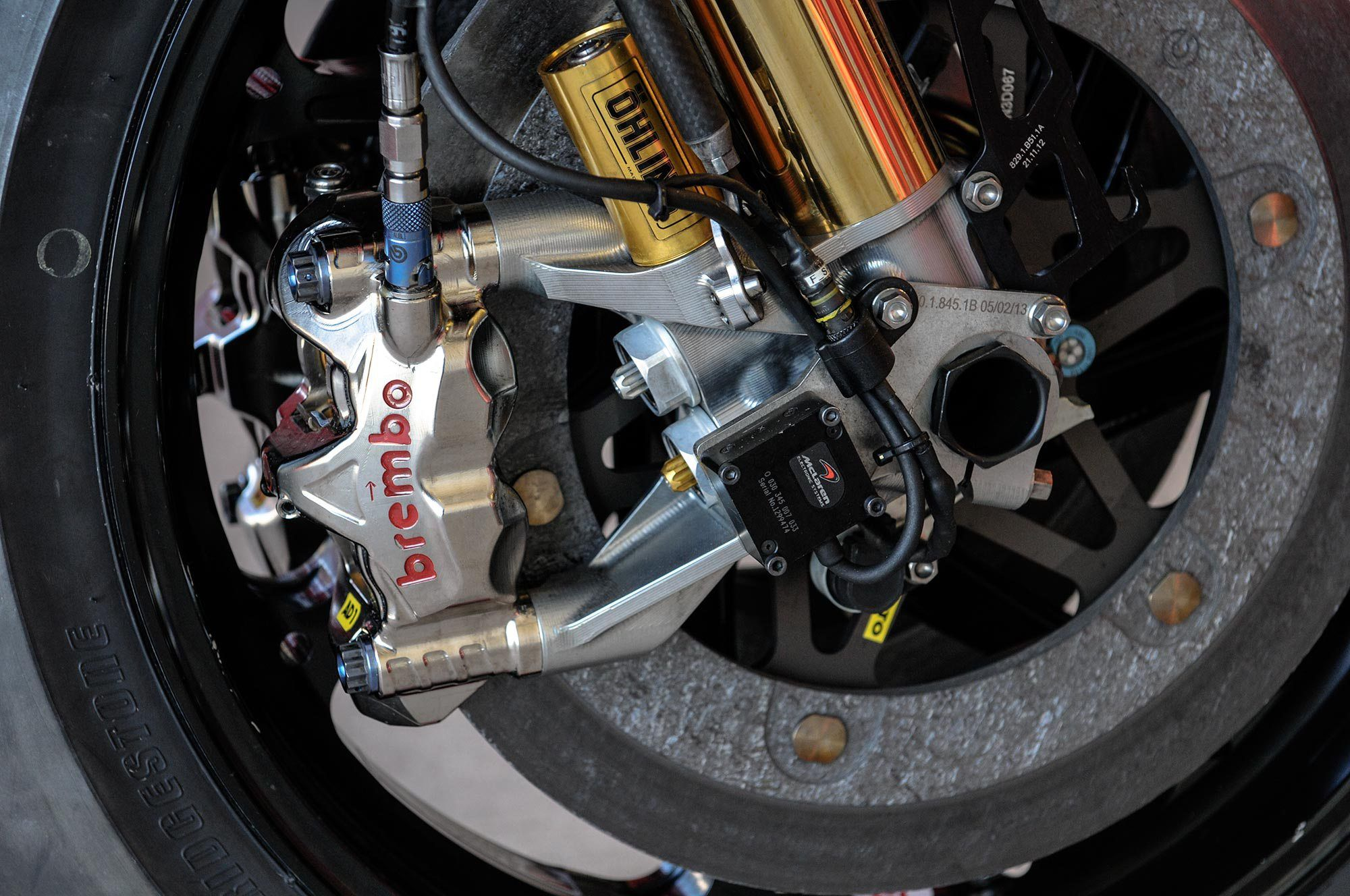 Brake Motogp Up Close With The Ducati Desmosedici Gp13 Asphalt Rubber Ducati Brembo Motogp