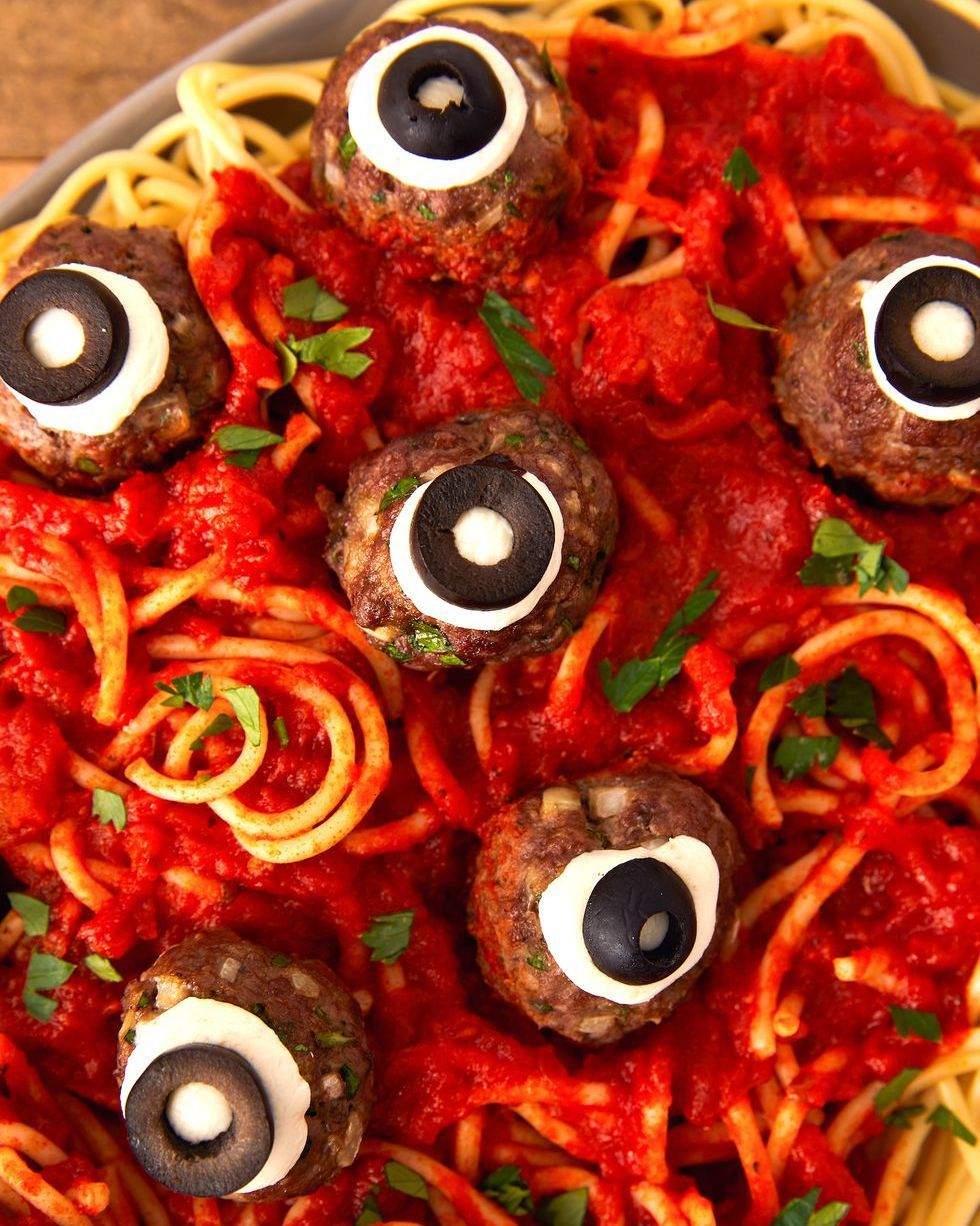 47 HalloweenThemed Foods for a ScaryGood Feast