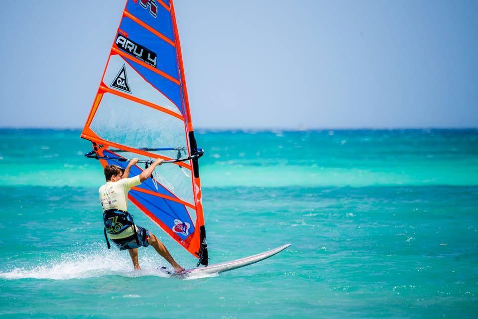 Windsurf Aruba Caraibi