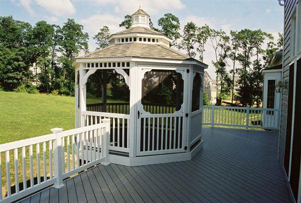 Perfect Spring Outdoors Structures: #MarylandDecks And #Gazebos   http://blog.midatlanticdeckandfence.com/?p=765