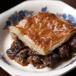 A rich and hearty Guinness and Beef Pie Recipe, just in ...