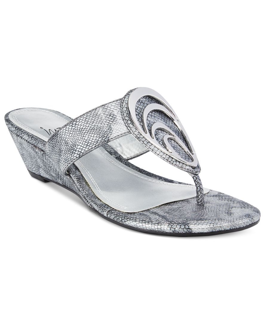 Impo Gibson Wedge Sandals