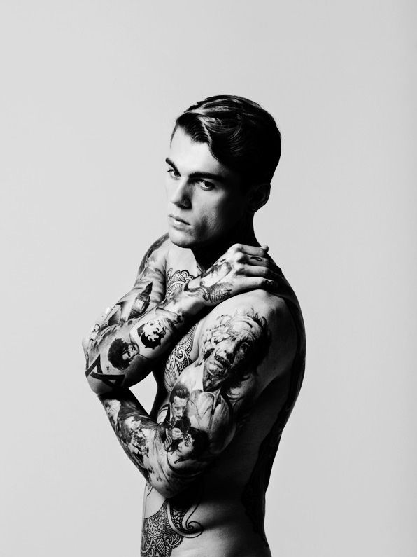 Stephen James by Pip