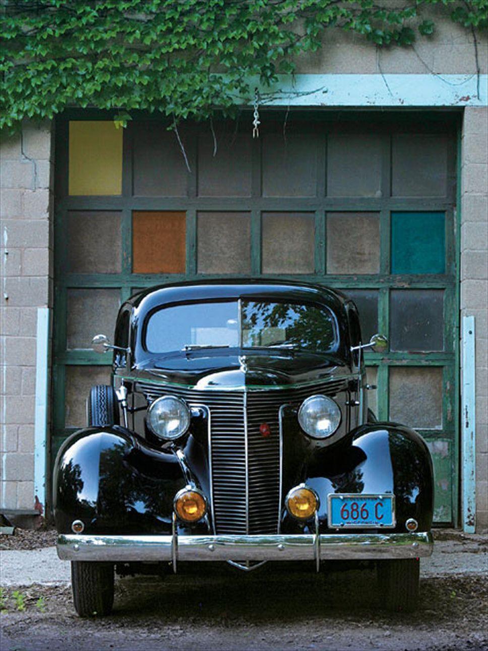 1937 Studebaker Coupe