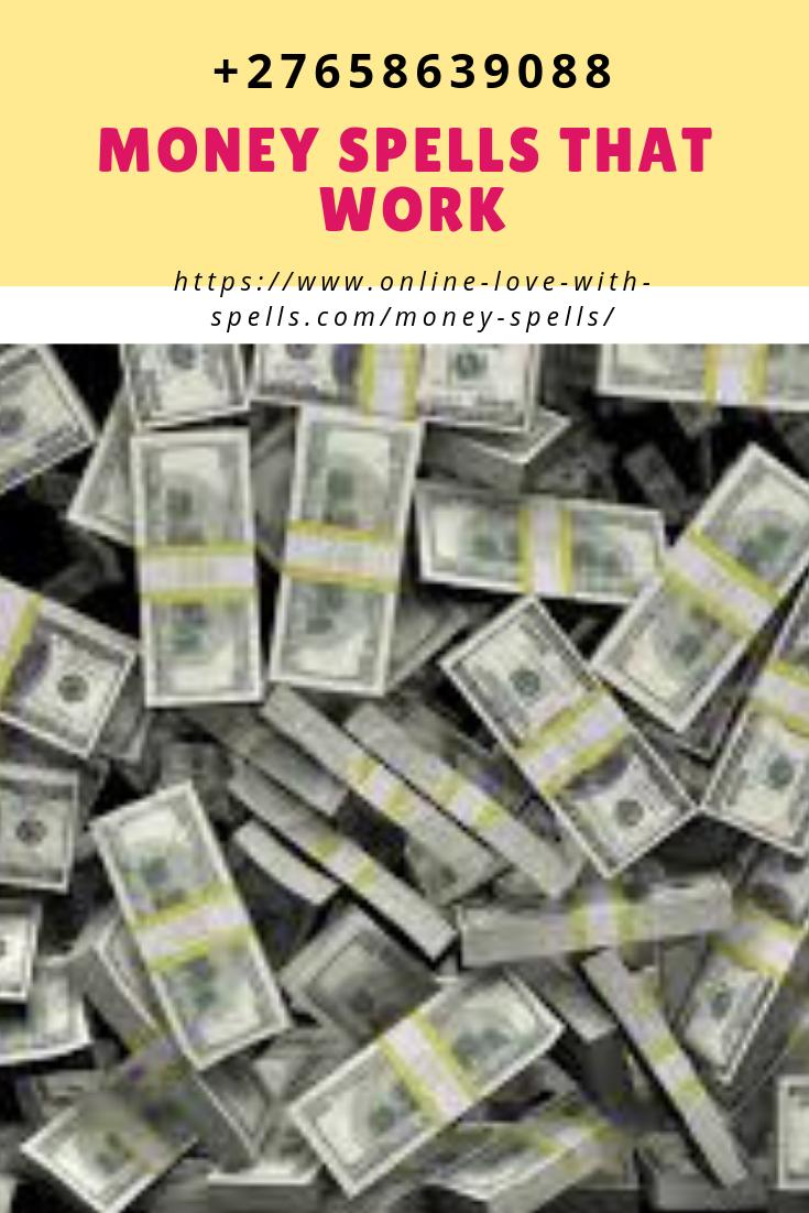 money spells that work,money drawing spells and rituals