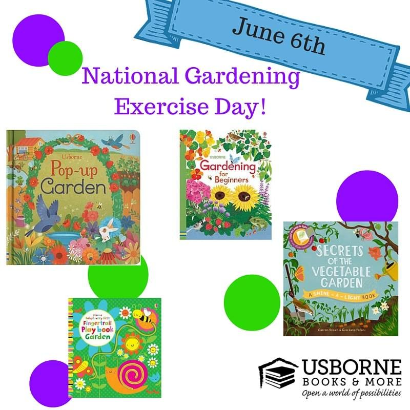 National Gardening Exercise Day Is Observed Each Year On June 6