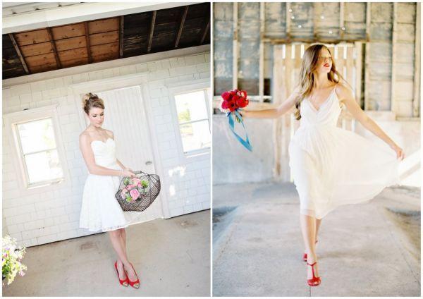 Czerwone Buty Do Slubu Czy Tylko Dla Odwaznych White Dress Fashion Wedding