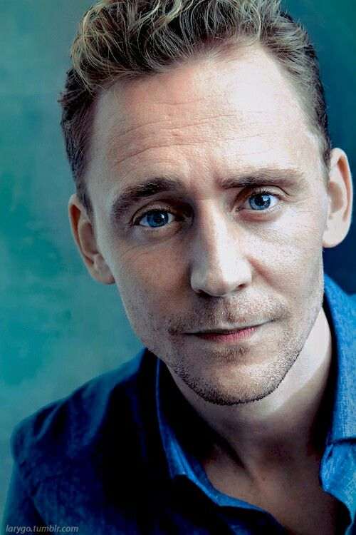 ~Tom Hiddleston Enhanced By @larygo.tumblr.com ~