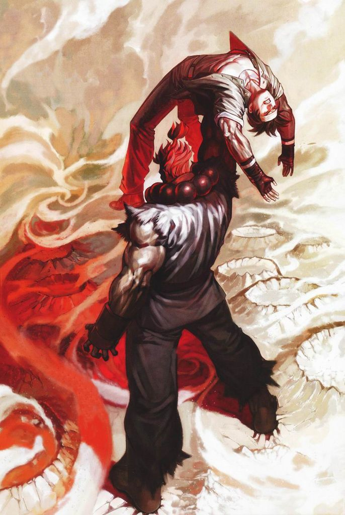 Street Fighter Ryu Vs Akuma By Francisco Freitas