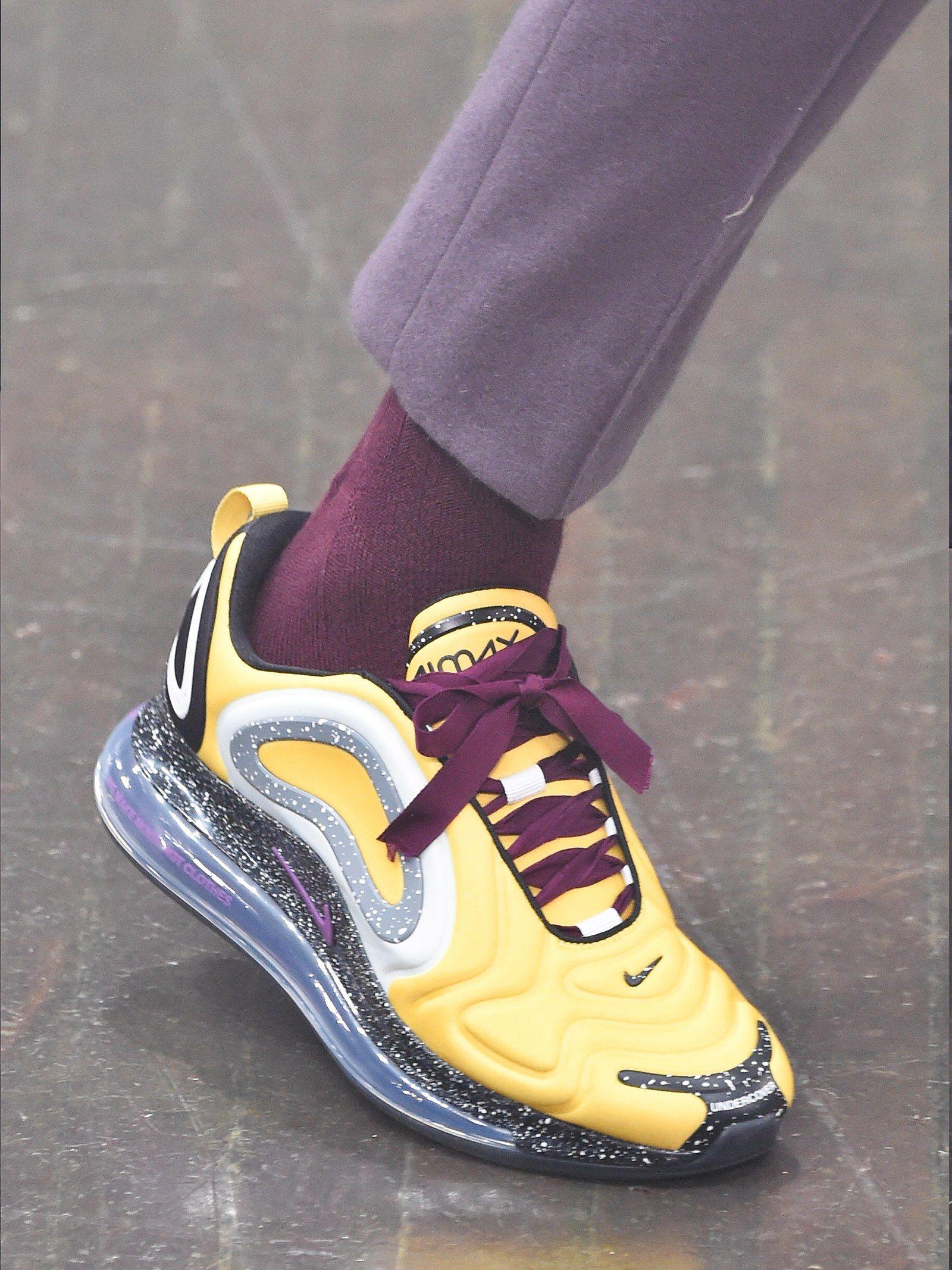 Nike Collaboration, Big Chunky Shoe