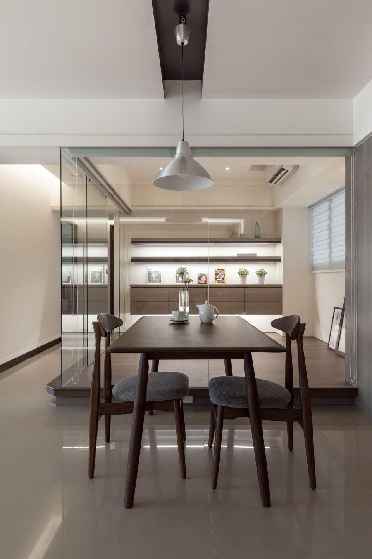 LeChuang Design Taichung Glass Box LeChuang