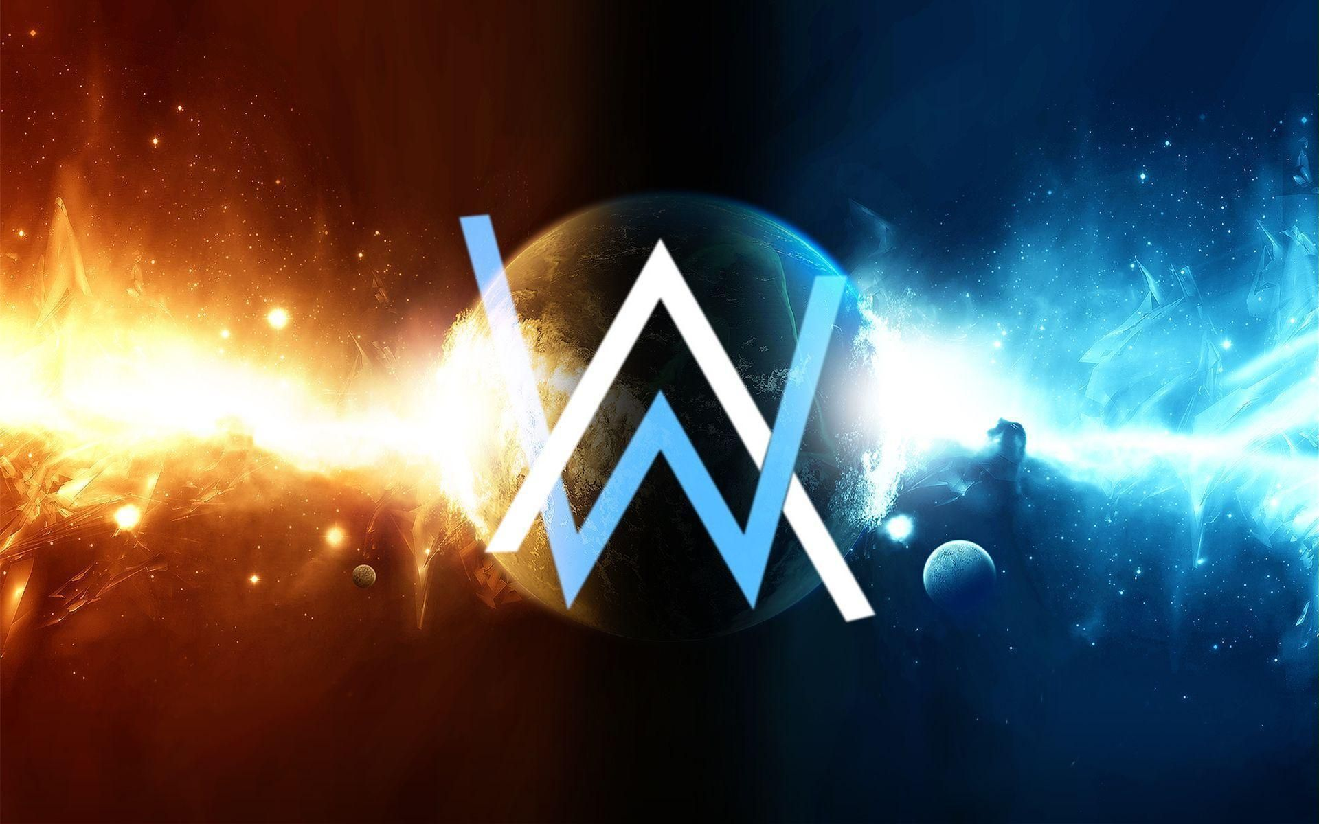 Alan Walker With Images Alan Walker Walker Wallpaper Walker Logo