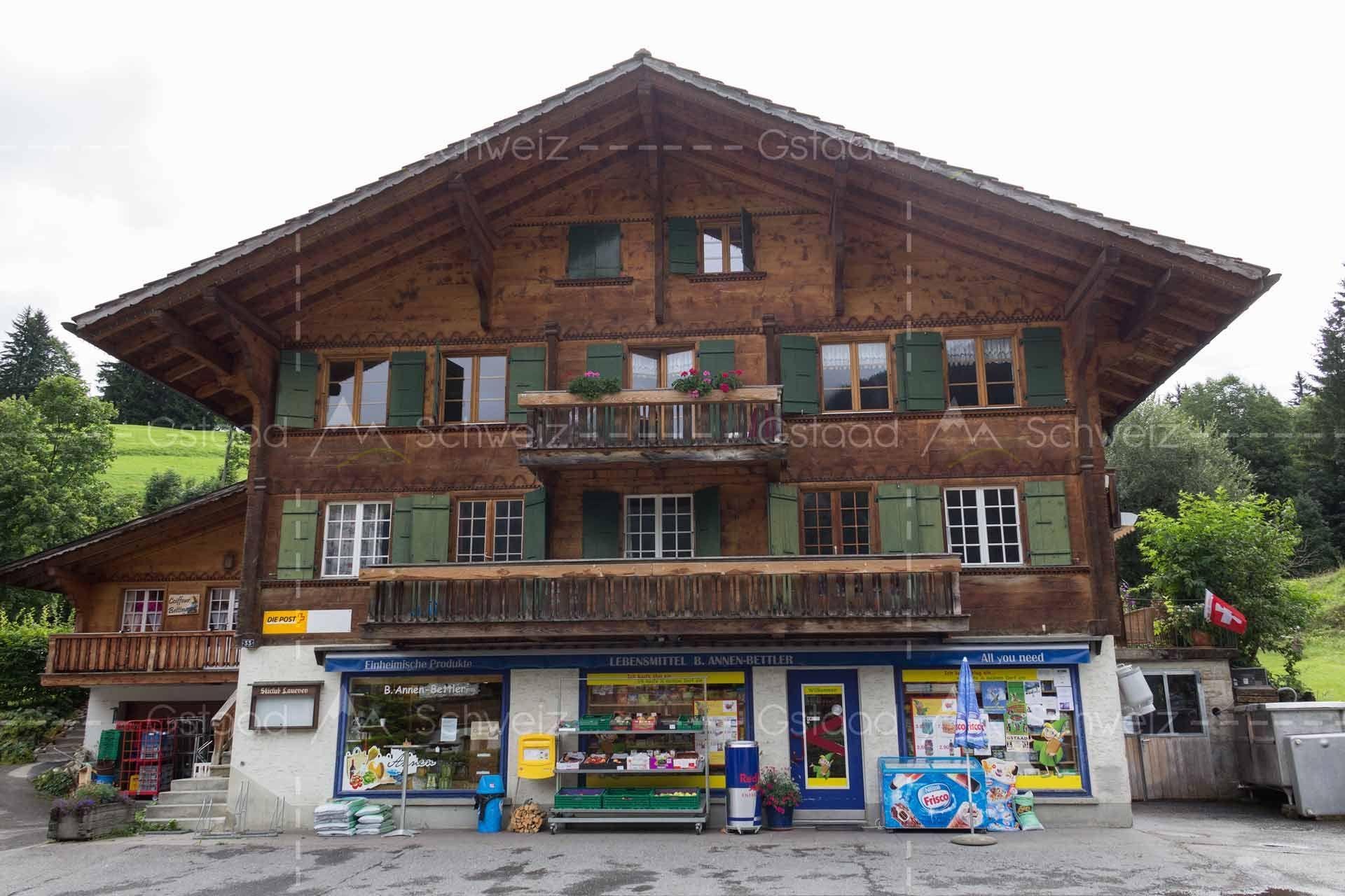 Dorfladen In Lauenen Schweiz Dorfladen Bilder